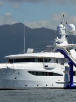Custom Inflatable Waterslide for yachts