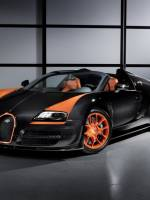 Bugatti Grand Sport World Record edition