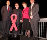 Sir Elton John at world Aids day