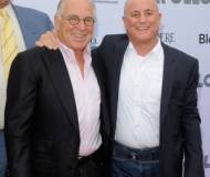 Ron Perelman with Jimmy Buffet