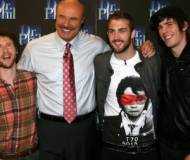 Dr. Phil McGraw and Jordan McGraw
