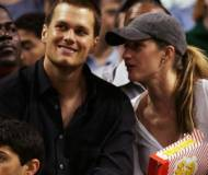 Tom Brady and Giselle Bundchen