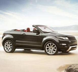 Range Rover Evoque Convertible Gets the 'Green Light' for Production