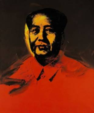 Warhol painting of Mao fetches 7.6 million pounds