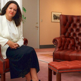 Gina Rinehart is an Australian business tycoon who has made her fortune in the mining industry