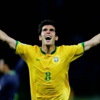 Brazilian football attacking midfielder, Kaka