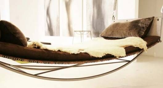 Leather Link Hammock Designed by Jim Zivic Costs $42,000