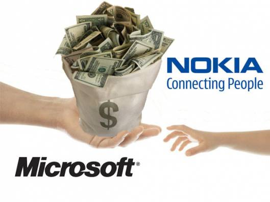 Microsoft Acquires Nokia Mobile Phone Business For $7.2 Billion
