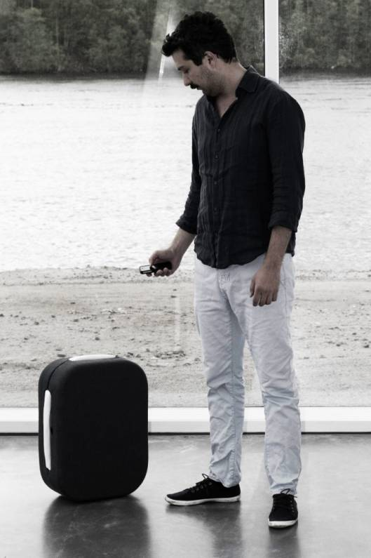The Suitcase That Will Follow You Wherever You Go