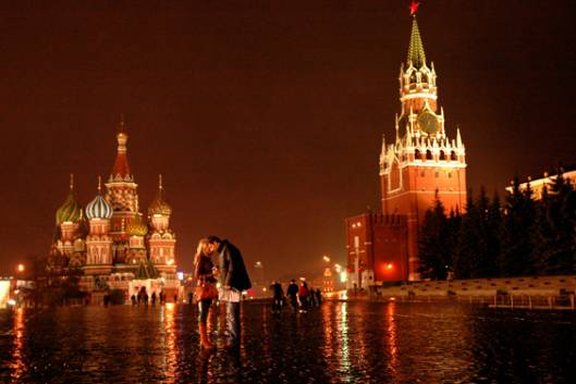 Moscow Becomes the Billionaire Capital of the World