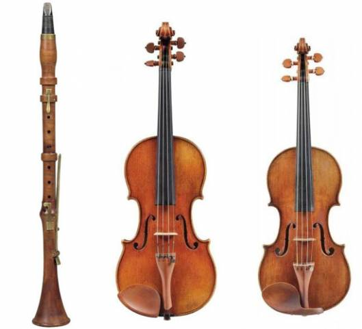 Christies fine musical instruments sale to be held in New York