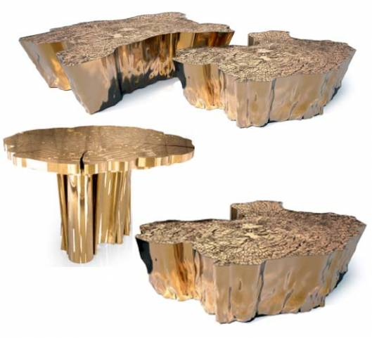 Boca Do Lobo Limited Edition furniture collection celebrates the Golden Age