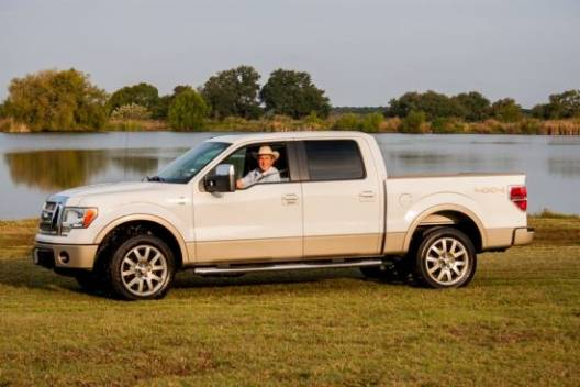President George W. Bush's Ford F-150 up for grabs