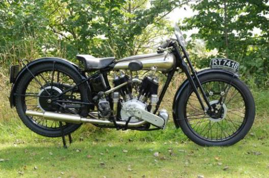 Fully-restored 1931 Brough Superior SS80 won with five-pence raffle ticket in 1972 is up for grabs