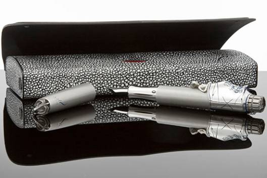 World's first 3D printed fountain pen by Pjotr is a collector's item