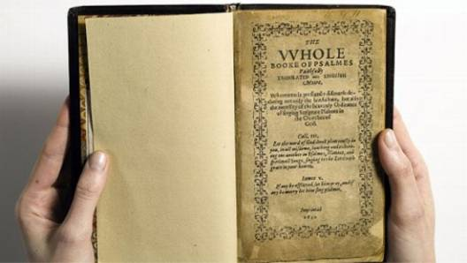 A copy of the Bay Psalm Book could be the world's most expensive book at $30 million