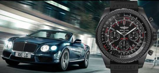 Breitling for Bentley 10th anniversary watch