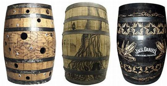 brown forman barrels of art for dfs