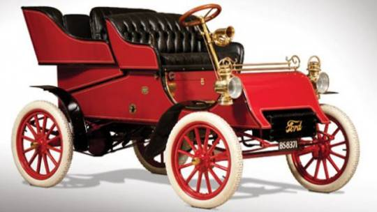 World's oldest Ford offered for sale at RM's Vintage Motor Cars Arizona Auction