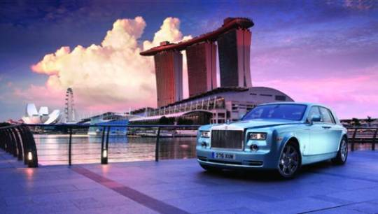 Rolls-Royce Phantom Experimental Electric Car (aka 102 EX)
