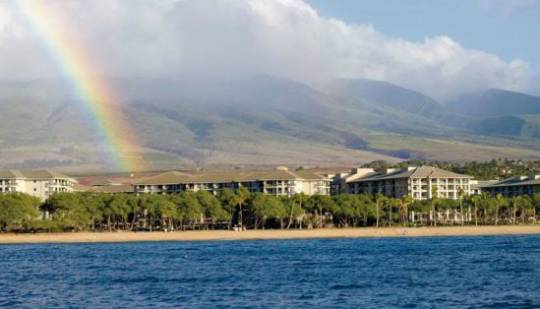 The Westin Ka'anapali Ocean Resort Villas Beach