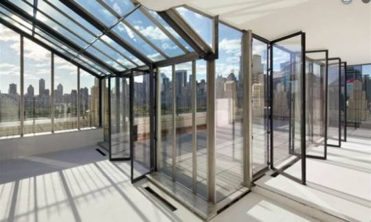 New York City Duplex Penthouse Listed for $35M
