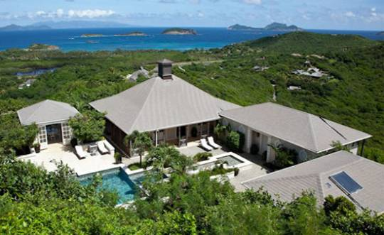 The Mustique Island