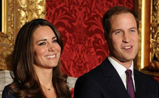 kate middleton and prince william royal wedding