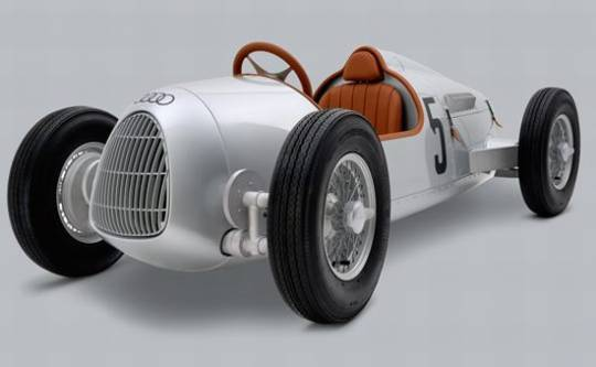audis auto union type c pedal car