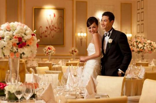 The Peninsula Shanghai Ultimate Wedding Package