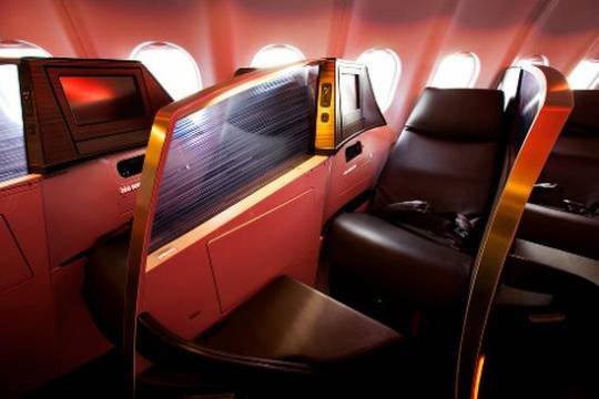 Virgin Atlantic's new Upper Class Suite