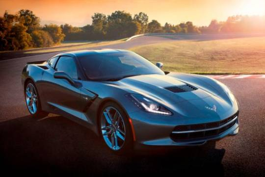 2014 Chevrolet Corvette Stingray is the 7th generation model of the sportscar named after WW II warship