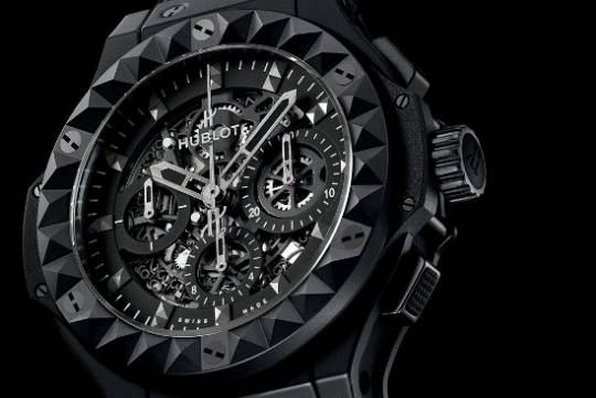 Hublot Depeche Mode limited edition watch