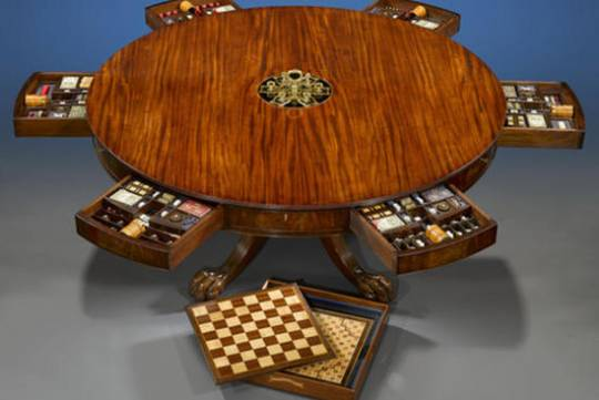albemarle games table
