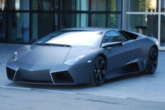 Ultra-exclusive Lamborghini Reventón
