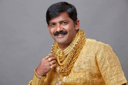 Gold Man of Pimpri Datta Phuge