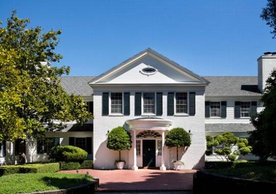 Historic Silicon Valley Flood Estate built in 1941 listed for $85 Million