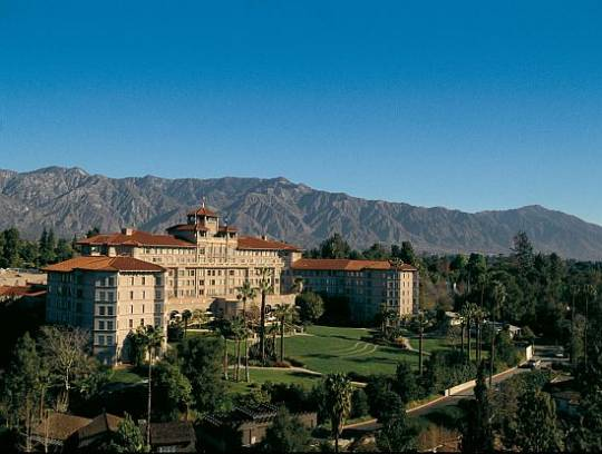 Langham Hotel in Pasadena Los Angeles