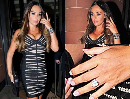 Tamara Ecclestone's Engagement Ring
