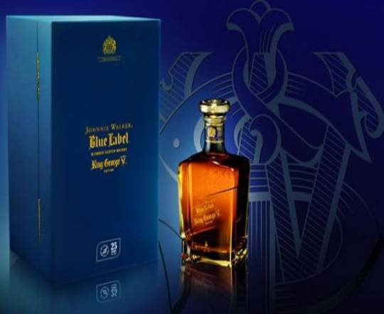 Johnnie Walker limited edition