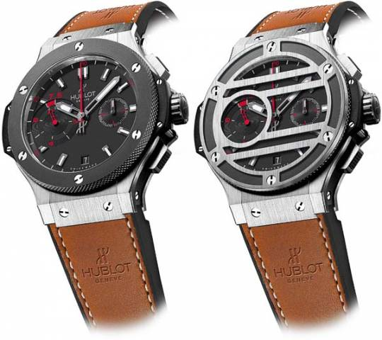 Hublot Chukker Bang watch for Polo Gold Cup