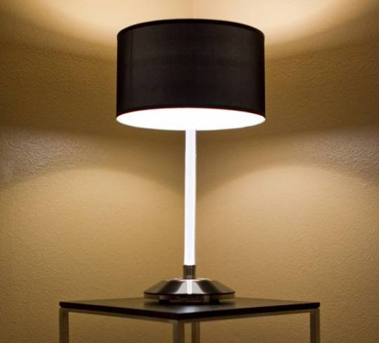 LightDrive Table Lamp: A Bulb-less LED Lamp