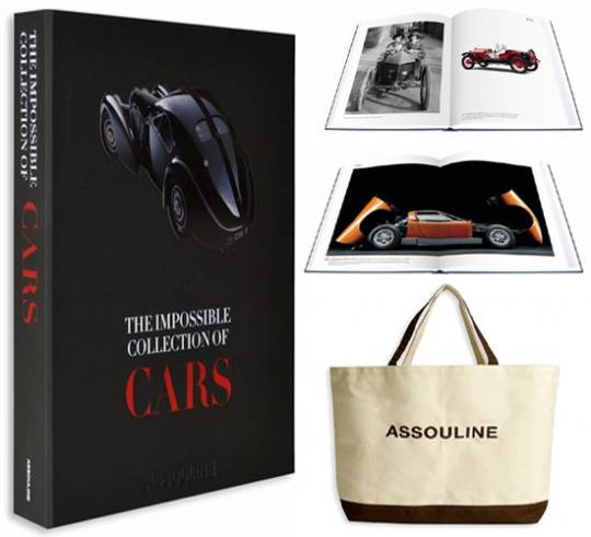 The 'Impossible collection of cars' book by Dan Niel