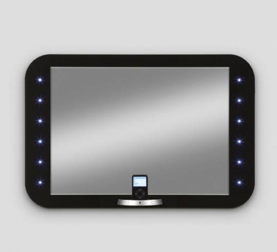 E-Mirror iPod & iPhone dock