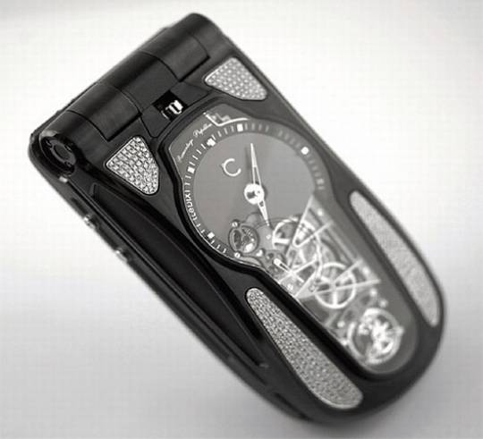Celcius LeDIX Eternel phone watch