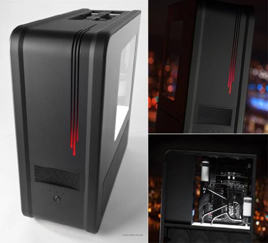 Murderbox MKII custom made PC