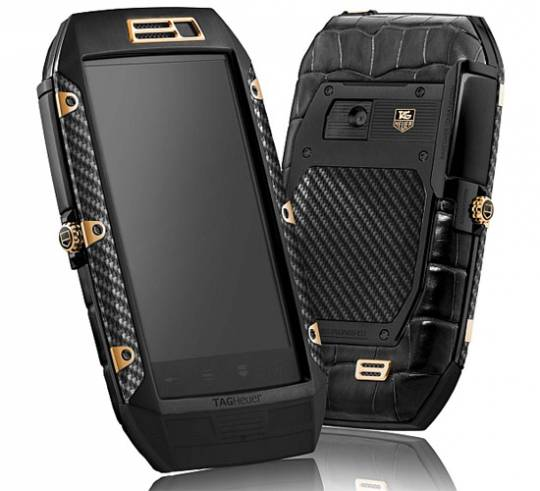 Tag Heuer Sellier edition phone