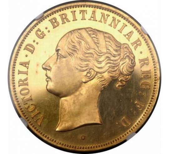 Rare 1887 Coin featuring Victoria gold crown is estimated to sell for $250k