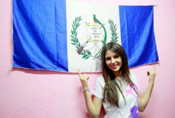 Victoria Justice supports the efforts of  United Nations Foundation