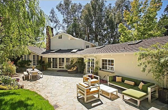 Amy Adams'S Beverly Hills mansion